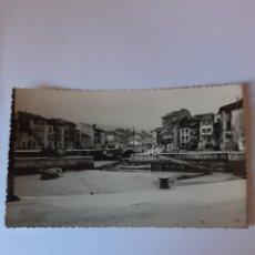 Postales: LLANES ASTURIAS PUERTO EDICIONES ALARDE 1957. Lote 210432758