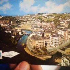Postales: POSTAL LUARCA ASTURIAS VISTA PARCIAL EURO EDICIONES ESCRITA. Lote 210454102