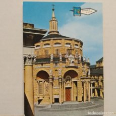 Postales: GIJÓN, UNIVERSIDAD LABORAL, IGLESIA, 610 EDICIONES PERGAMINO. Lote 210539427