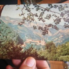 Postales: POSTAL COVADONGA VISTA GENERAL 1960 S/C. Lote 210568875