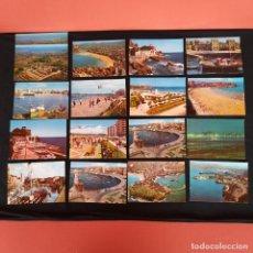 Postales: 16 POSTALES GIJÓN AÑOS 60-70. Lote 211804501