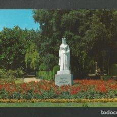 Postales: POSTALK SIN CIRCULAR - GIJON 5312 - PARQUE DE ISABEL LA CATOLICA - EDITA BEASCOA. Lote 211864178
