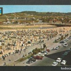 Postales: POSTAL SIN CIRCULAR - GIJON 32 - PLAYA DE SAN LORENZO - EDITA ESCUDO DE ORO. Lote 211864336