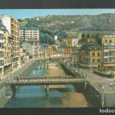 Postales: POSTAL CIRCULADA - LUARCA 4 - RIO NEGRO PARQUE - EDITA GARCIA GARRABELLA. Lote 211903450