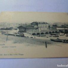Cartes Postales: MAGNIFICAS 35 POSTALES ANTIGUAS DE ASTURIAS. Lote 213232043