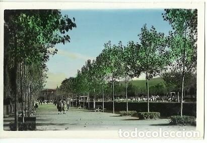 ANTIGUA POSTAL 161 GIJON ALAMEDA DEL PARQUE EDICIONES ARRIBAS (Postales - España - Asturias Moderna (desde 1.940))