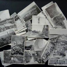 Postales: ASTURIAS, POSTALES PARA EL RECUERDO – LA VOZ DE ASTURIAS – 73 POSTALES FACSÍMIL – SIN CIRCULAR. Lote 214518192