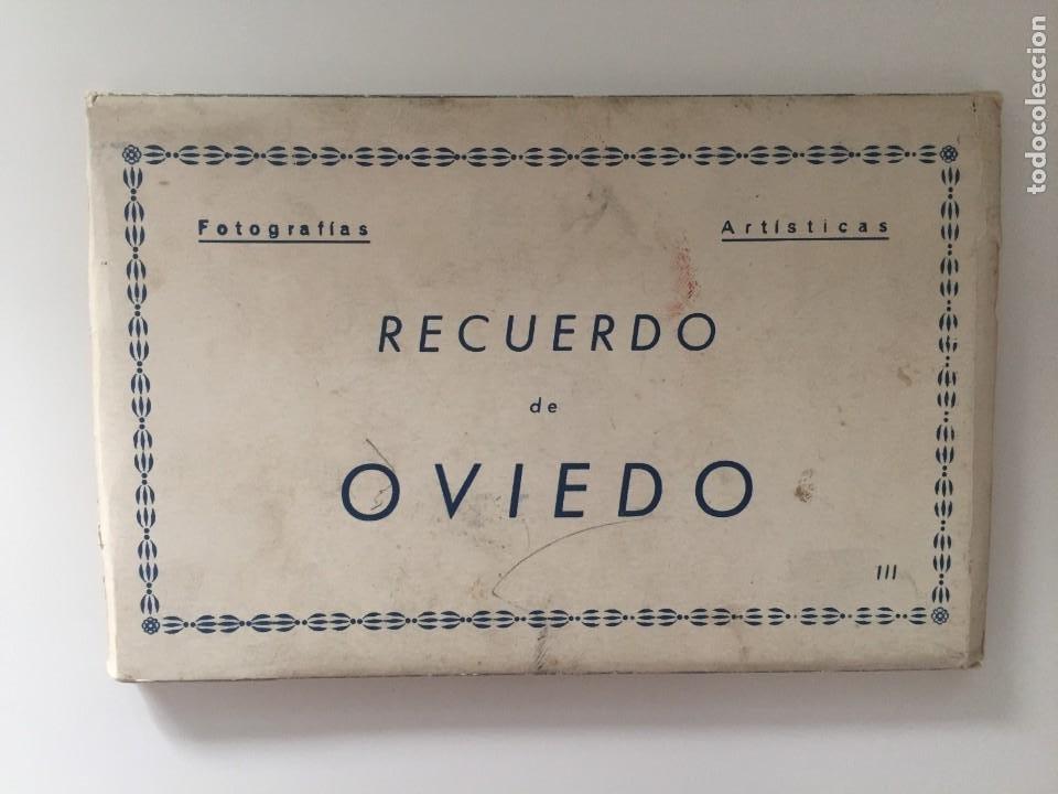 OVIEDO - LIBRITO DE 10 POSTALES - Nº III ED. ARRIBAS (Postales - España - Asturias Moderna (desde 1.940))
