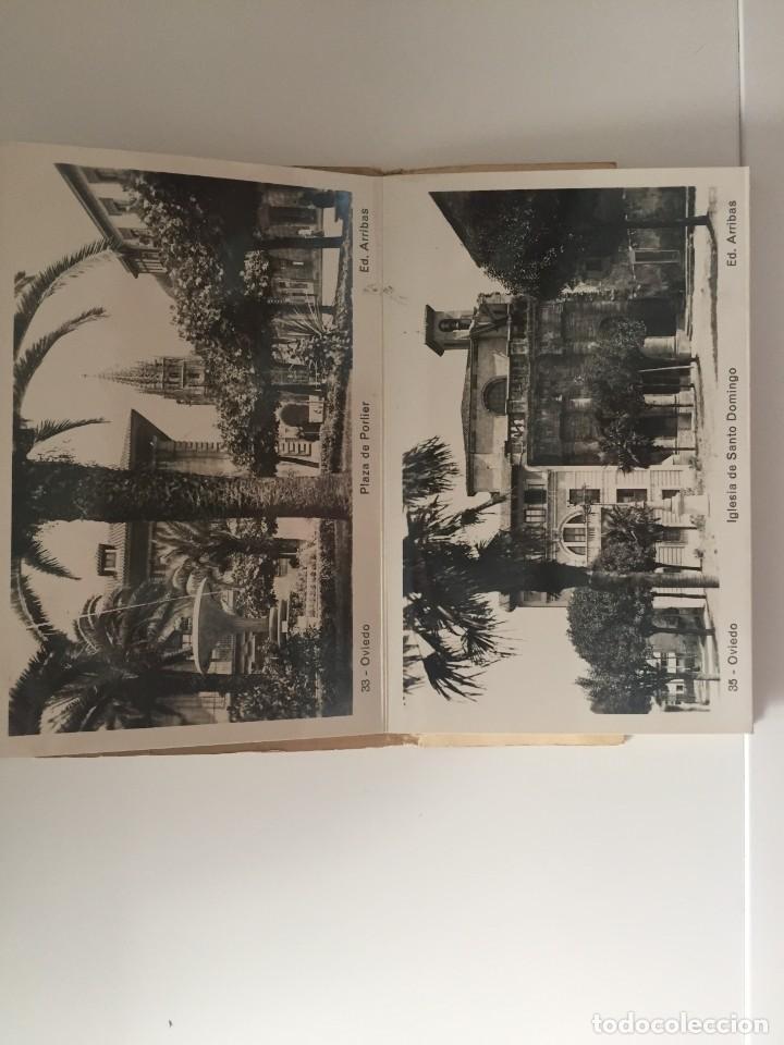 Postales: OVIEDO - LIBRITO DE 10 POSTALES - Nº III ED. ARRIBAS - Foto 3 - 215086303
