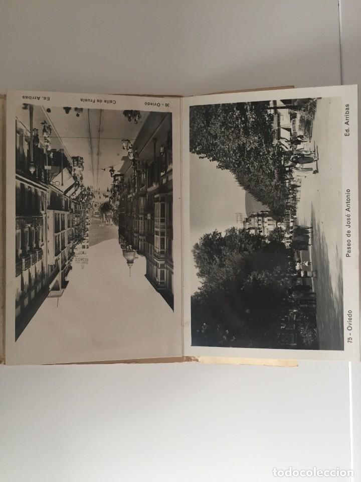 Postales: OVIEDO - LIBRITO DE 10 POSTALES - Nº III ED. ARRIBAS - Foto 4 - 215086303
