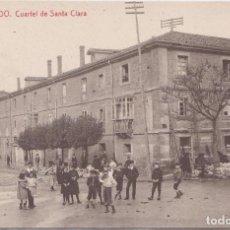 Postales: OVIEDO (ASTURIAS) - CUARTEL DE SANTA CLARA. Lote 215694871