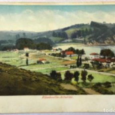 Cartes Postales: RIBADESELLA - ASTURIAS. (ED. PURGER & CO.).. Lote 217078000