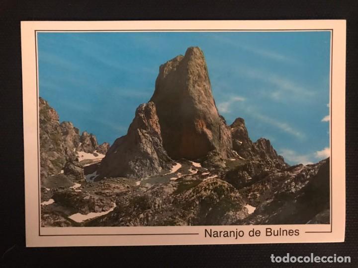 POSTAL NARANJO DE BULNES - EDICIONES SANDI Nº 147 (Postales - España - Asturias Moderna (desde 1.940))
