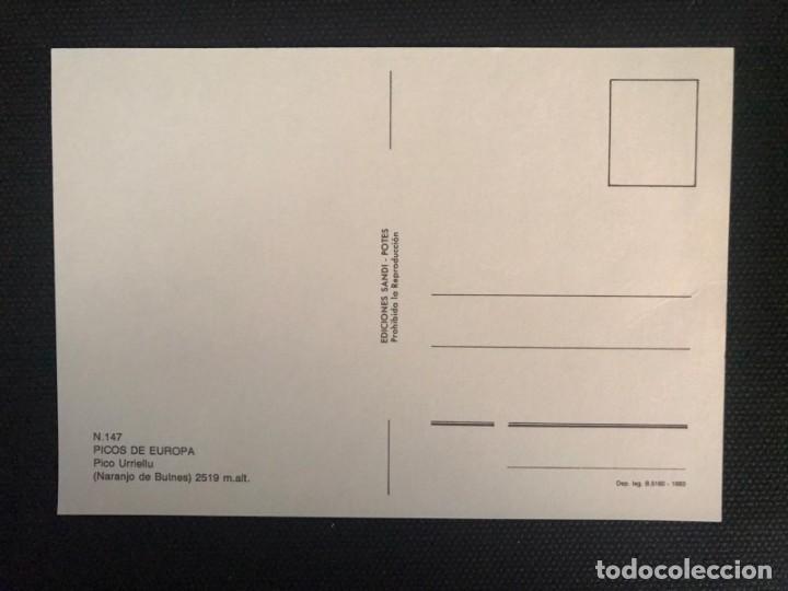 Postales: POSTAL NARANJO DE BULNES - EDICIONES SANDI Nº 147 - Foto 2 - 217658042