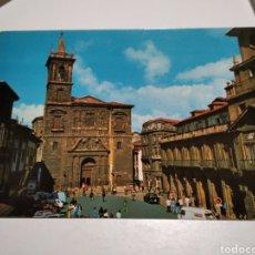 Postales: POSTAL OVIEDO PLAZA MAYOR. Lote 219123665