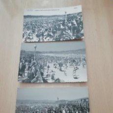 Cartes Postales: POSTALES (22 UDS) DE GIJON AÑOS 60. Lote 220166623