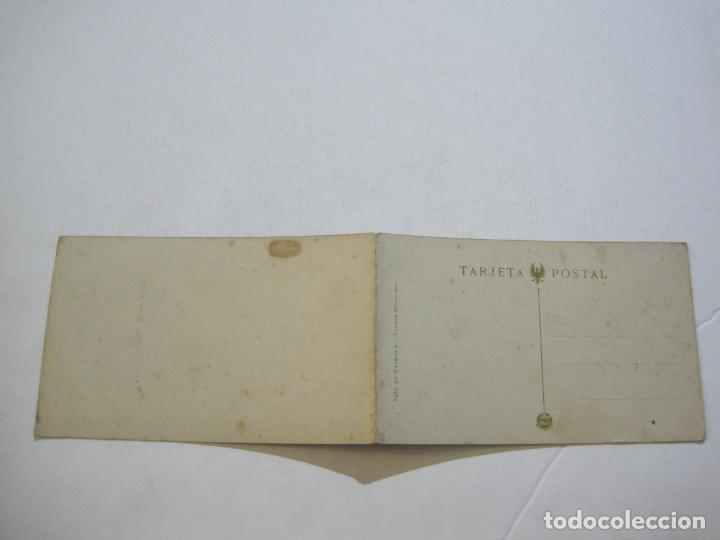Postales: ASTURIAS-COVADONGA-VISTA PANORAMICA-DOBLE-THOMAS-POSTAL ANTIGUA-(74.543) - Foto 5 - 220527086