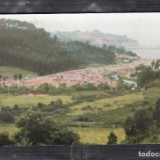 Postales: CAMPING COSTA VERDE. PLAYA LA GRIEGA. COLUNGA. Lote 220844682