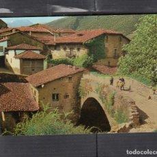 Postales: 21.- POTES. PUENTE DE SAN CAYETANO. Lote 220845582