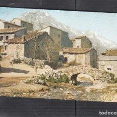 Postales: Nº 8. SOTRES.PICOS DE EUROPA. Lote 220846098