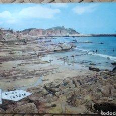 Cartes Postales: POSTAL N°520 PLAYA DE CANDÁS ASTURIAS. Lote 220883362