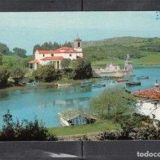Cartes Postales: 81.- BARRO (LLANES). IGLESIA PARROQUIAL. Lote 221152983