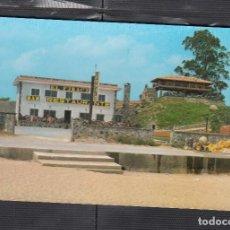 Cartes Postales: BAR-RESTAURANTE EL FURACU (LA PANERONA). PLAYA LA ISLA. COLUNGA. Lote 221654987