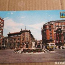Postales: GIJON ( ASTURIAS ) PLAZA 6 DE AGOSTO. Lote 221933086