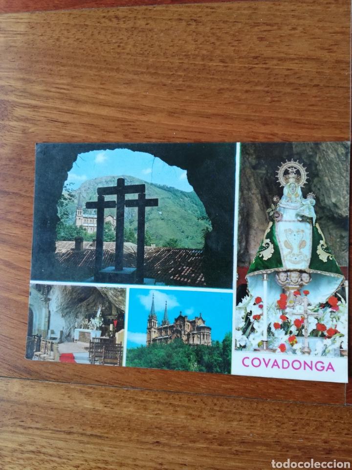 POSTAL COVADONGA. (Postales - España - Asturias Moderna (desde 1.940))
