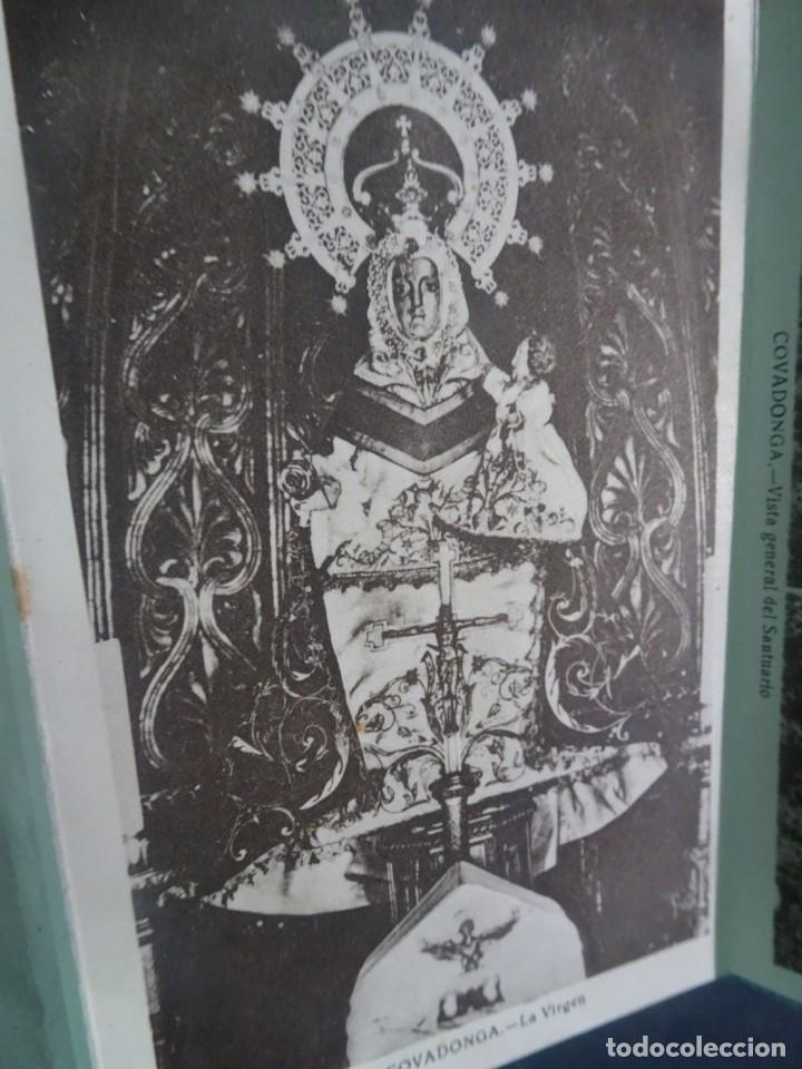 Postales: LIBRILLO DE ANTIGUAS POSTALES FOTOGRÁFICAS, COVADONGA, VER FOTOS - Foto 8 - 222106862