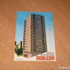 Postales: POSTAL DE GIJON. Lote 222315460