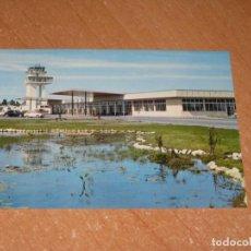 Postales: POSTAL DE AEROPUERTO DE ASTURIAS. Lote 222315743