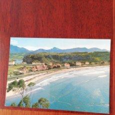 Postales: POSTAL RIBADESELLA. PLAYA SANTA MARINA.. Lote 222445801