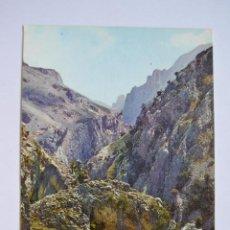 Postales: POSTAL. 7. PICOS DE EUROPA. REGIÓN DE CAMARMEÑA. CANAL DE BULNES. ED. SICILIA. NO ESCRITA.. Lote 222502808