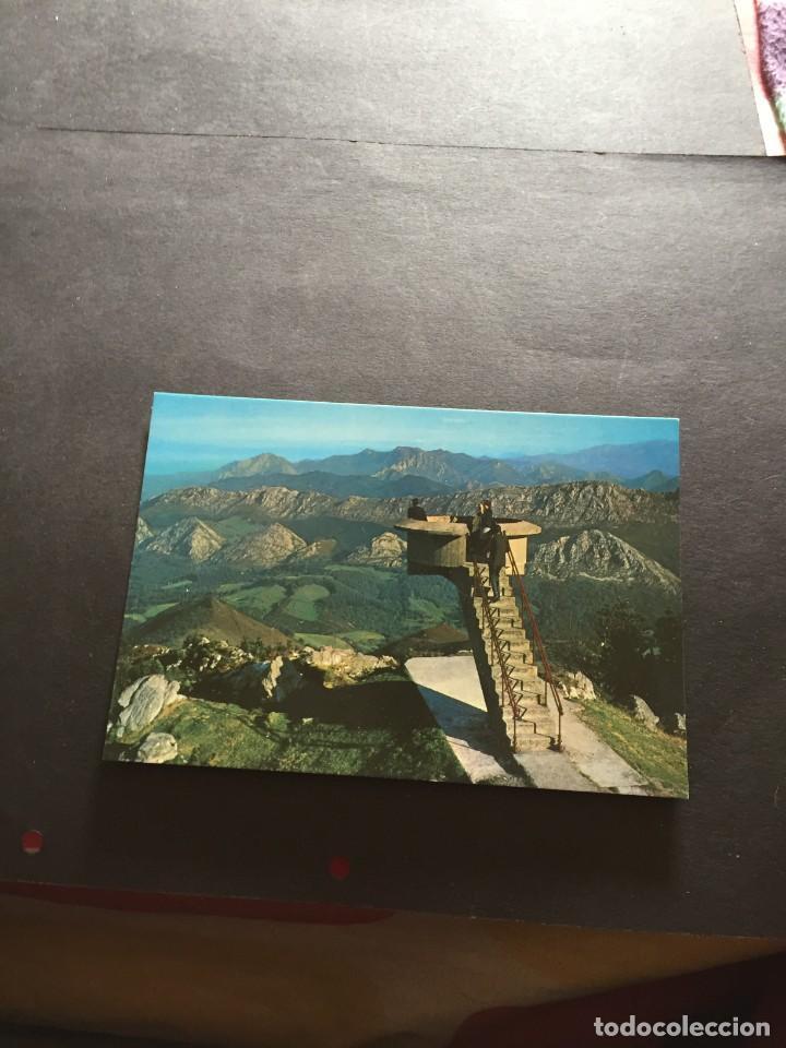 POSTAL DE ASTURIAS - MIRADOR DEL FITO BONITAS VISTAS - LA DE LA FOTO VER TODAS MIS FOTOS Y POSTALES (Postales - España - Asturias Moderna (desde 1.940))