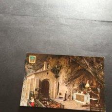 Postales: POSTAL DE COVADONGA - LA SANTA CUEVA - LA DE LA FOTO VER TODAS MIS FOTOS Y POSTALES. Lote 222538416