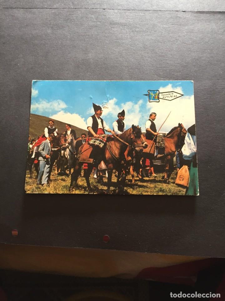 POSTAL DE ASTURIAS - FIESTAS DE LOS VAQUEIROS - LA DE LA FOTO VER TODAS MIS FOTOS Y POSTALES (Postales - España - Asturias Moderna (desde 1.940))