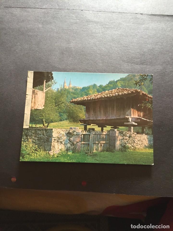 POSTAL DE ASTURIAS- COVADONGA - LA DE LA FOTO VER TODAS MIS FOTOS Y POSTALES (Postales - España - Asturias Moderna (desde 1.940))