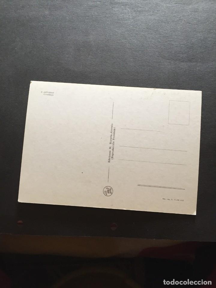 Postales: POSTAL DE ASTURIAS- COVADONGA - LA DE LA FOTO VER TODAS MIS FOTOS Y POSTALES - Foto 2 - 222540826