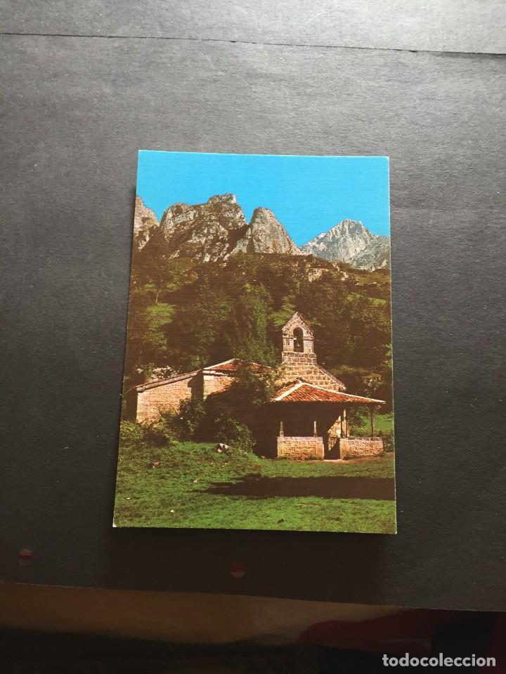 POSTAL DE PICOS DE EUROPA- ERMITA DE CORONA - LA DE LA FOTO VER TODAS MIS FOTOS Y POSTALES (Postales - España - Asturias Moderna (desde 1.940))