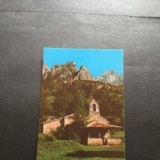 Postales: POSTAL DE PICOS DE EUROPA- ERMITA DE CORONA - LA DE LA FOTO VER TODAS MIS FOTOS Y POSTALES. Lote 222541133