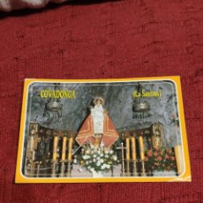 Postales: POSTAL COVADONGA, NUESTRA SEÑORA DE COVADONGA (ASTURIAS). Lote 222715820