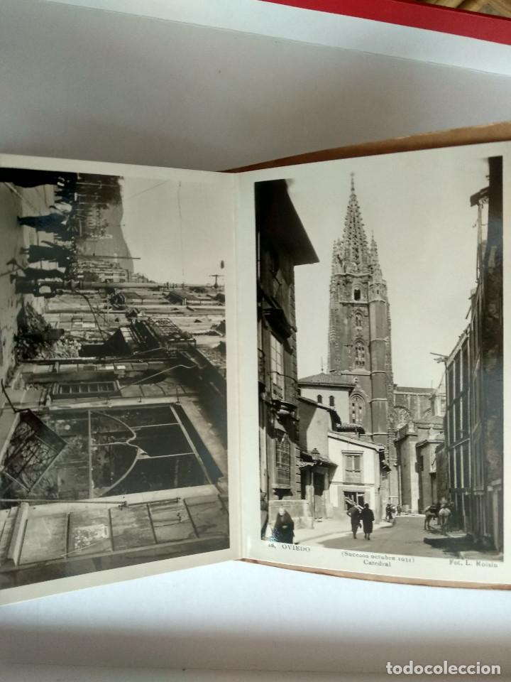Postales: OVIEDO.- SUCESOS OCTUBRE 1934.- 15 POSTALES, (nº16 al nº30) - Foto 3 - 224214740
