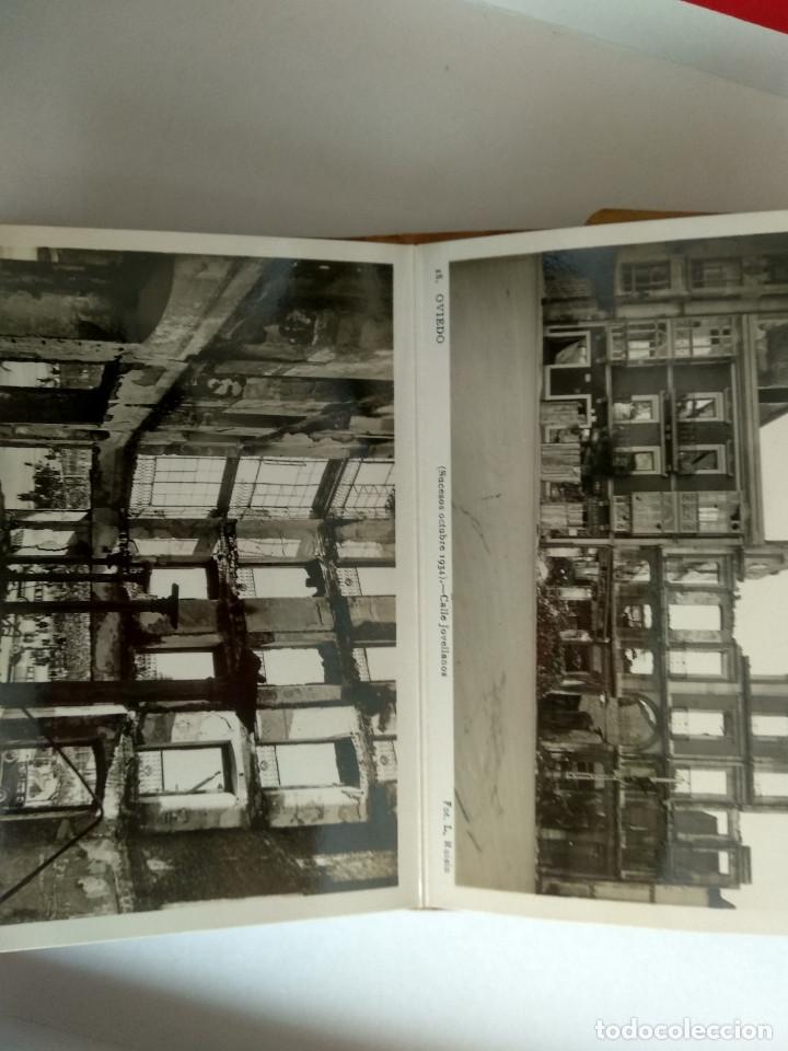 Postales: OVIEDO.- SUCESOS OCTUBRE 1934.- 15 POSTALES, (nº16 al nº30) - Foto 4 - 224214740