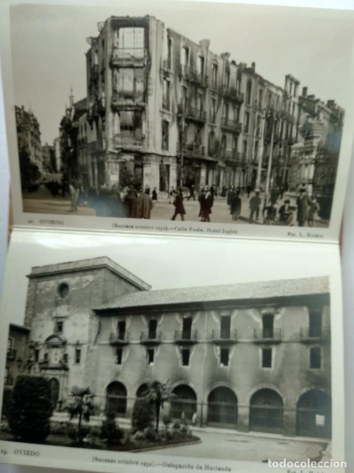 Postales: OVIEDO.- SUCESOS OCTUBRE 1934.- 15 POSTALES, (nº16 al nº30) - Foto 6 - 224214740