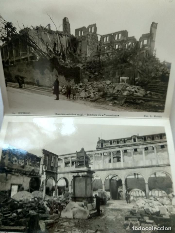Postales: OVIEDO.- SUCESOS OCTUBRE 1934.- 15 POSTALES, (nº16 al nº30) - Foto 7 - 224214740