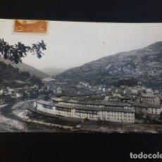Postales: MOREDA ASTURIAS VISTA GENERAL Y COLOMINAS. Lote 224253248