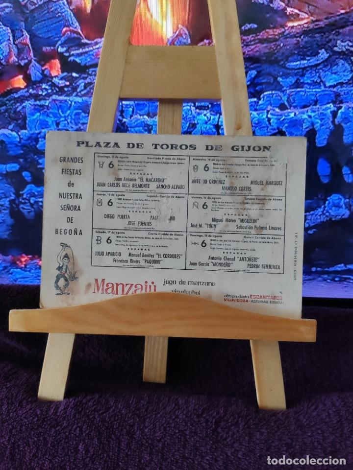 Postales: Postal antigua Gijon - Foto 2 - 224835668