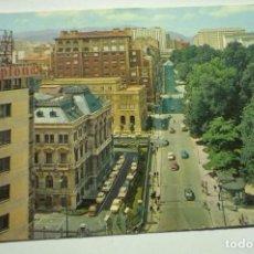 Cartes Postales: POSTAL OVIEDO .-CALLE MARQUES DE STA.CRUZ CIRCULADA. Lote 224940717