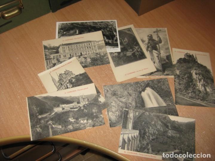 Postales: 18 POSTALES DE COVADONGA - Foto 2 - 226141020